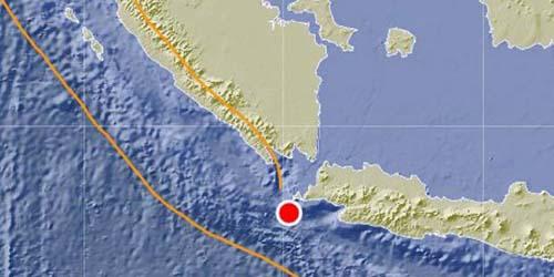 Waspada! Selatan Jawa Berpotensi Gempa 8,2 SR