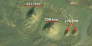 2 Piramida Mesir yang Hilang Ditemukan Google Earth