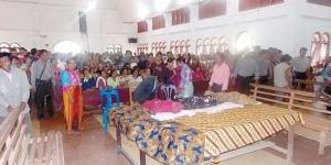 3 Balita Tewas Dibunuh Dalam Gereja HKBP Tapanuli Tengah, Sumatera Utara