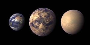 3 Planet Baru 'Pengganti' Bumi
