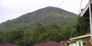 5 'Gunung Piramida' di Indonesia