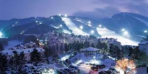 7 Tempat Bermain Ski Favorit di Korea Selatan