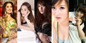 7 Transgender (Waria) Tercantik di Asia