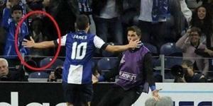 Ada Penampakan Sosok Misterius Saat Gol Pemain FC Porto