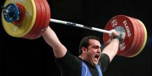 Atlet Iran Jadi Manusia Terkuat di Olimpiade London