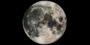 Banyak Sampah di Bulan