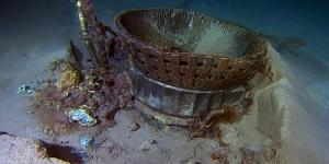 Bos Amazon Temukan Mesin Apollo 11 dari Dasar Laut Atlantik