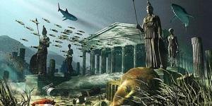 Google Earth Hapus Peta Lokasi 'Kota Hilang' Atlantis