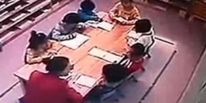 Guru di China Menampar Murid 120 Kali dalam 30 Menit