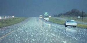 Hujan Es dan Puting Beliung Melanda Kota Malang