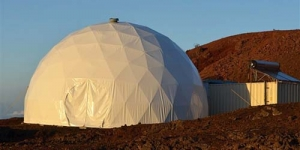 Inilah Bentuk Rumah untuk Tempat Tinggal Astronot di Mars Nanti