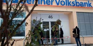 Jarah Bank Berlin, Perampok Jerman Bikin 'Terowongan Rumit' Ala Film Hollywood
