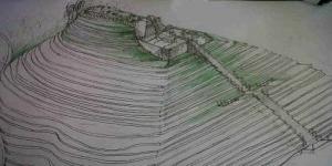 Juru Kunci Temukan Pintu Masuk Piramida Gunung Padang