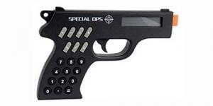 Kalkulator Unik Berbentuk Pistol James Bond Dilarang Beredar