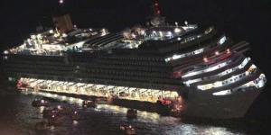 Kecelakaan Kapal Costa Concordia Mirip Seperti Titanic