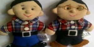 Kekurangan Dana, Jokowi-Ahok Jualan Boneka