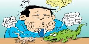 KPK Ciut Nyali, Kasus Korupsi Simulator SIM Mandek!