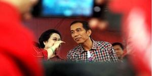 Megawati Ingin Jokowi Gemuk