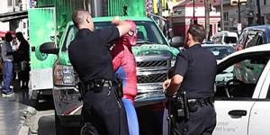 Mencuri Rp 58 Juta, Spider-Man jadi Buronan