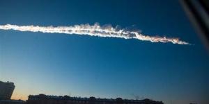 Meteor yang Jatuh di Rusia Diduga UFO