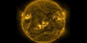 NASA Abadikan Gambar Titik Balik Matahari 21 Desember 2012