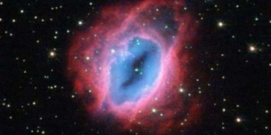 NASA Temukan Nebula Berbentuk Mata