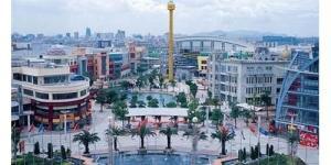 'New South China Mall' Pusat Belanja Terbesar & Tersepi di Dunia