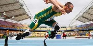 Oscar Pistorius Menang Adu Lari dengan Kuda Pacu Meski Tidak Miliki Kaki