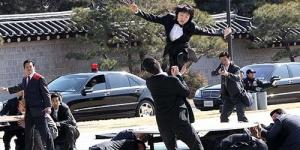 Pasukan Anti-Terror Korea Selatan Berlatih Seperti James Bond