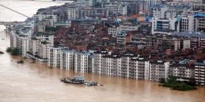Permukaan Air Laut Naik, China Terancam Tenggelam!