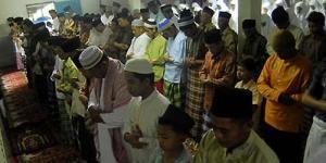 Ratusan Pengikut Naqsabandiyah Rayakan Idul Adha Hari ini