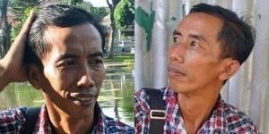 Reza Srimulyadi, Wajah dan Postur Tubuh Pria ini Mirip Jokowi