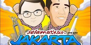 'Selamatkan Jakarta' Game Jokowi-Ahok yang Tengah Digandrungi!