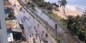 Setelah Gempa, Muncul Tanda Alam Terjadinya Tsunami di Aceh