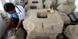 Situs Megalitikum Ketawanggede Malang, Tergeser McDonald