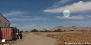 UFO Terlihat Melintasi Langit Chili (Video)