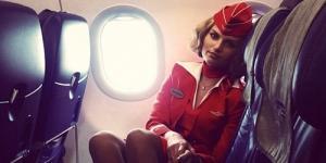 Tertawakan Kecelakaan Sukhoi, Pramugari Rusia Ini Dipecat!