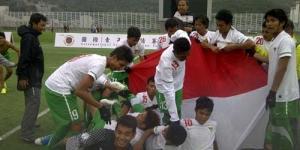 Timnas U-17 Jadi Juara di Liga Internasional Hongkong