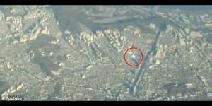 UFO Terekam Melintasi Langit Seoul, Korea Selatan