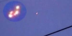 UFO Terlihat Melintasi Langit Texas