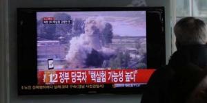 Uji Coba Nuklir Korea Utara Sebabkan Gempa