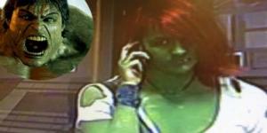 Wanita Seperti 'Hulk' Menyerang Gadis Remaja di Inggris