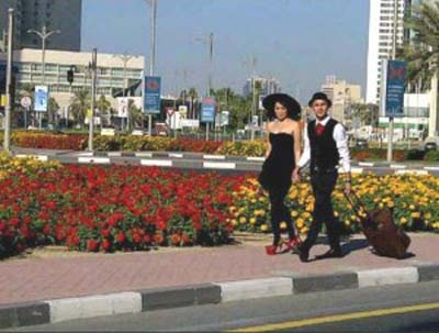 Foto-foto Pre Wedding Andhika Pratama & Ussy Sulistiawati