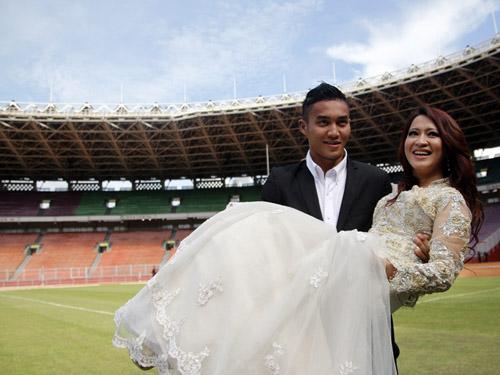 Okie agustina wedding