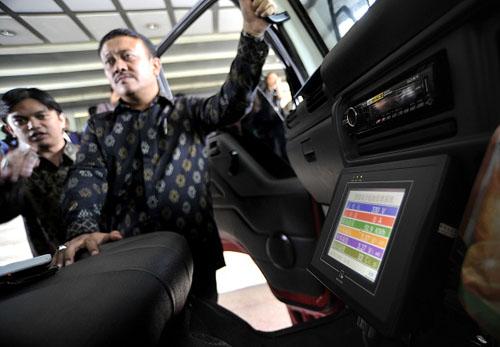 Mobil Listrik Ramah Lingkungan Buatan Indonesia
