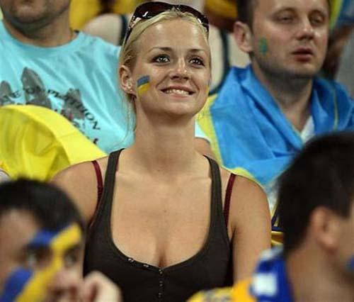 Kumpulan Supporter Euro 2012 Terseksi