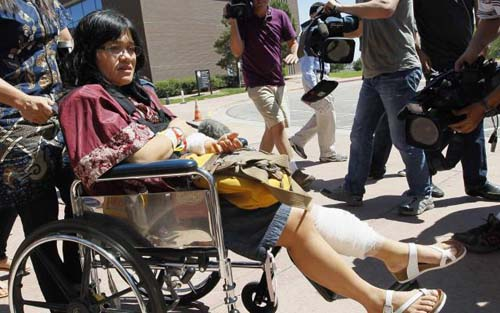 Foto WNI Korban Penembakan 'Joker' dalam Tragedi Colorado