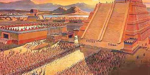 10 Peradaban Paling Mengerikan: Suku Aztec