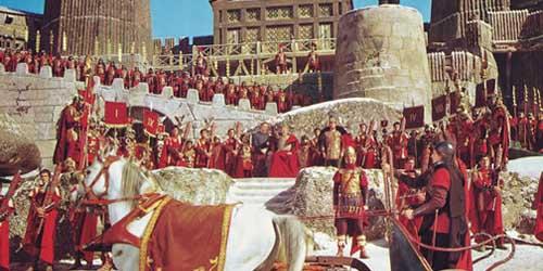10 Peradaban Paling Mengerikan: Jaman Romawi