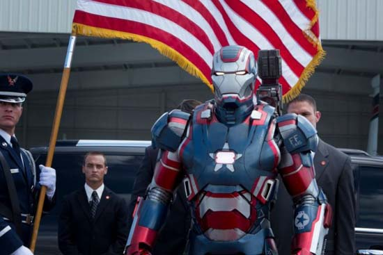 Foto Iron Man 3